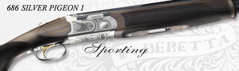 Beretta Silver Pigeon Sporter - Hall's O'Reilly's Firearms Online
