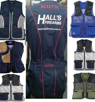 Beretta Shooting Vests