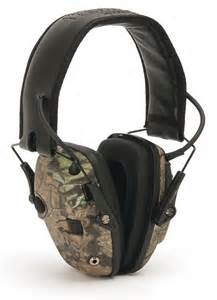 halls firearms impact ear muffs howard leight