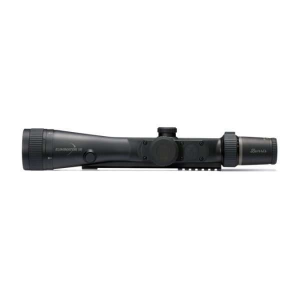 burris eliminator iii halls firearms, scopes, optics