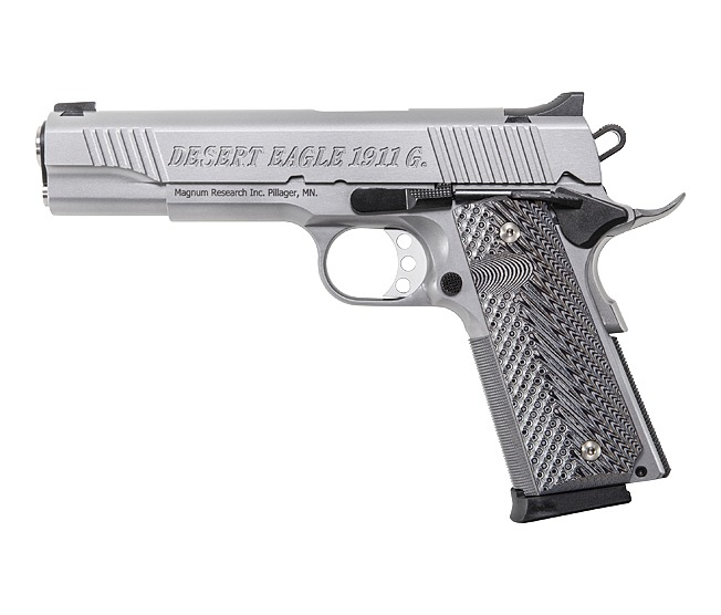 Top Line Auto >> Desert Eagle 1911 Stainless 9mm Pistol - Hall's O'Reilly's Firearms Online