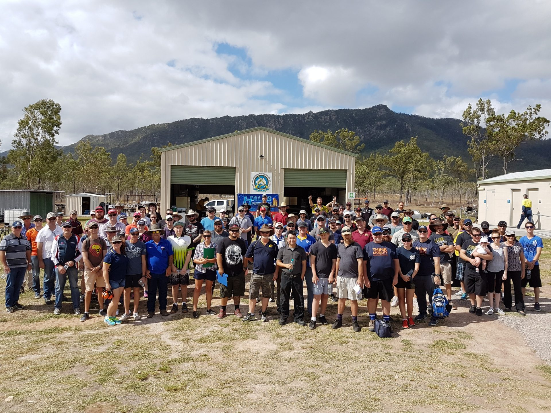 Shooters in the Community – Townsville Shoot for a Cause